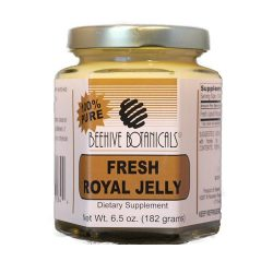 Fresh Royal Jelly, 100% Pure – 6.5 oz.