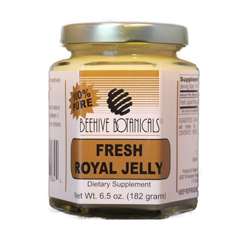 Fresh Royal Jelly, 100% Pure - 6.5 oz.
